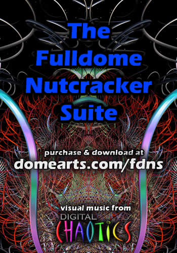 The Fulldome Nutcracker Suite