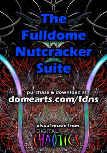 The Fulldome Nutcracker Suite